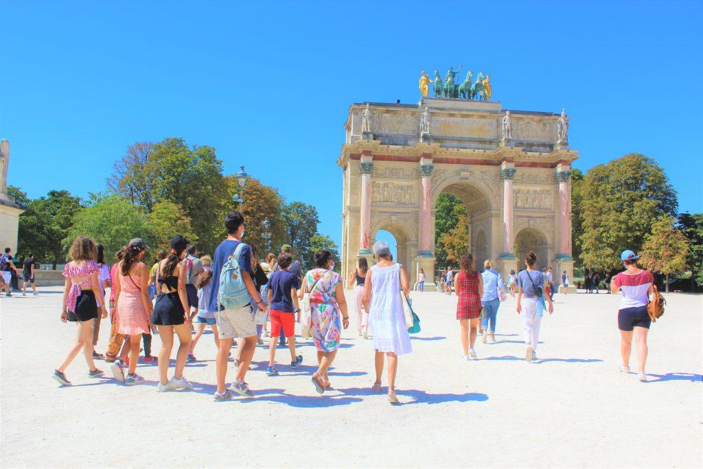 La Merveilleuse Légende des Tuileries