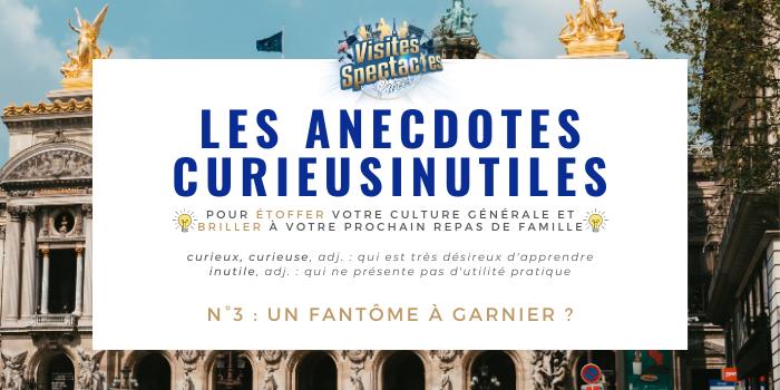 Anecdotes Paris