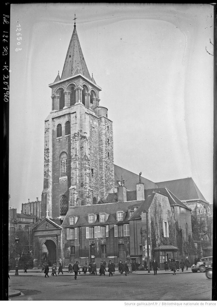[Eglise]_St_Germain_des_Prés_[…]Agence_Rol_btv1b531960993_1