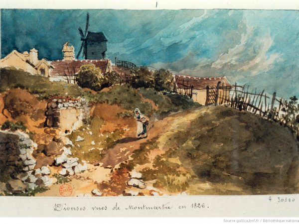 Illustration, Montmartre